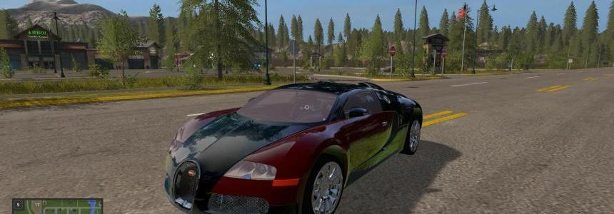 Bugatti Veyron v1.0.0