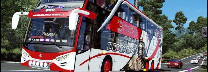Bus Adiputro Jetbus 2 Double Decker v1