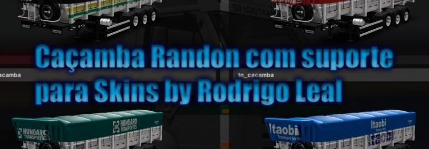 Cacamba Randon Longa 1.28.x
