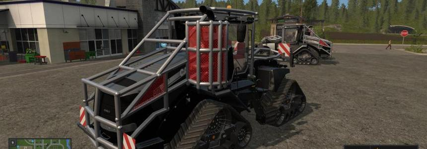 Case IH Quadtrac Forest v1.0