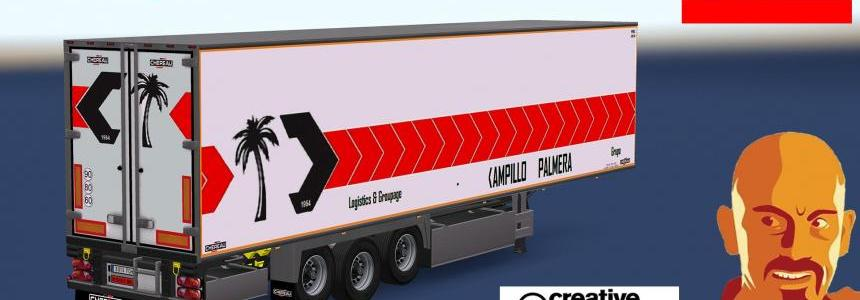 CHEREAU SPANISH AGENCIES TRAILER 1.28.x