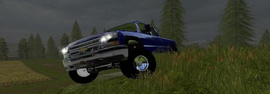 Chevy 2500 lifted LBZ duramax v1.0