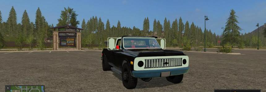 Chevy Pickup 1972 by Mammoth222
