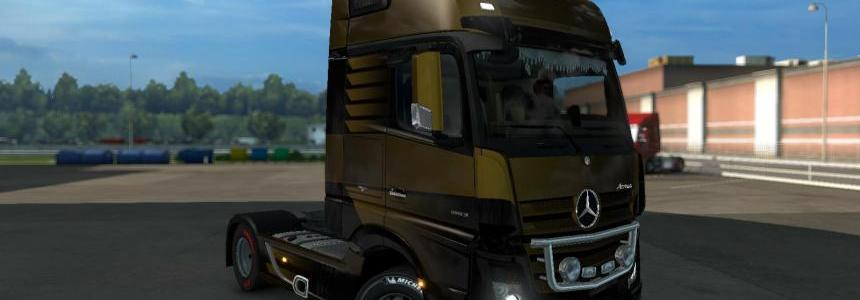 Chrome Wing For All Trucks 1.28.x
