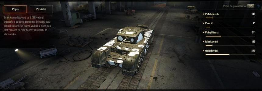 Churchill III winter v1.0.0.0