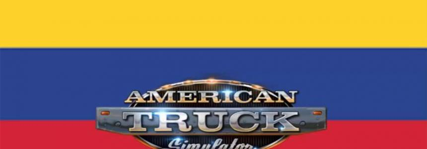 Colombia Map for ATS 1.28.x
