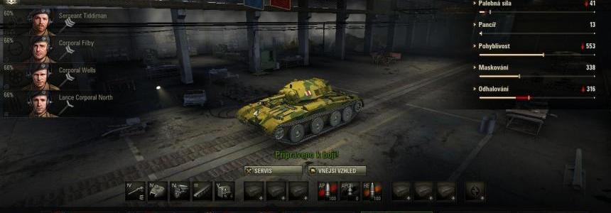 COVENANTER camoflauge v1.0.0.0