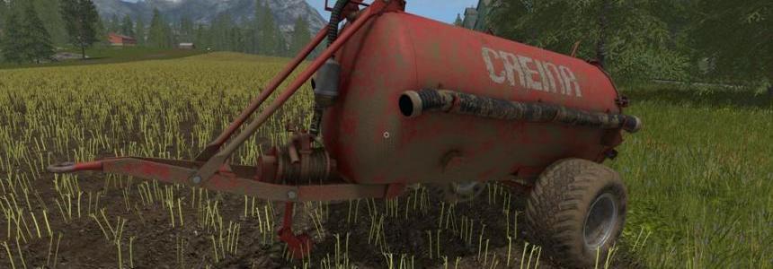 Creina slurry tank v1.0.0.1