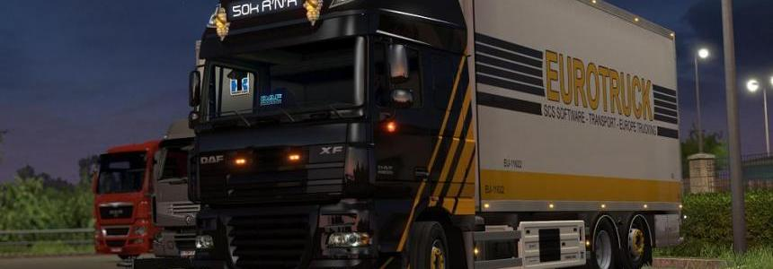 DAF XF by 50k v4.0 [1.28.x]