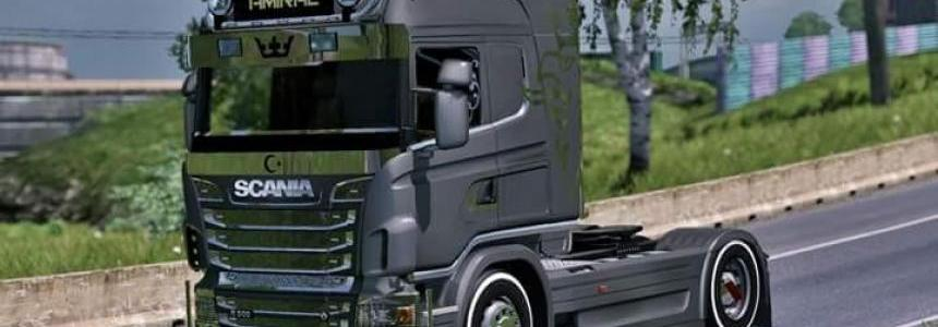 ETS2 Turkish Scania 1.28.x