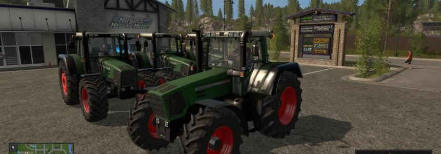 Fendt Favorit 800 Official Final v3.1