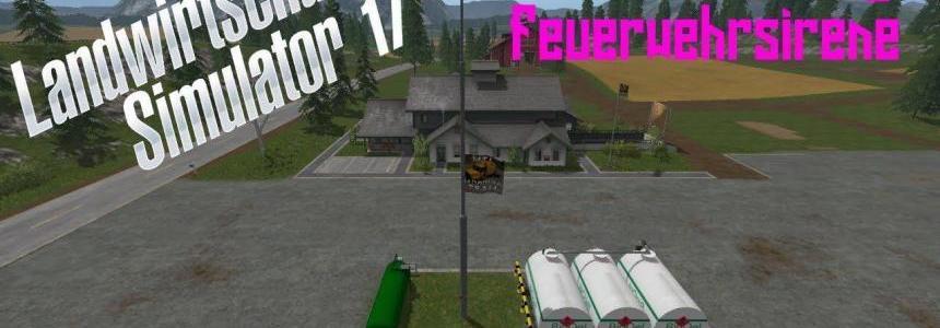 Feuerwehrsirene v5.0