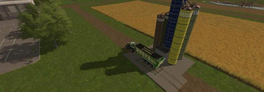 Forage And Chips Silo v1.0.0.6