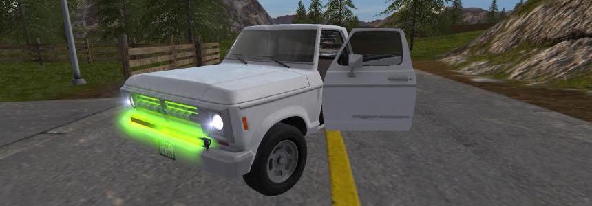 Ford Ranger v1.0