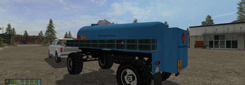 Fortschritt HL 50/45.2 Tanker v1.0
