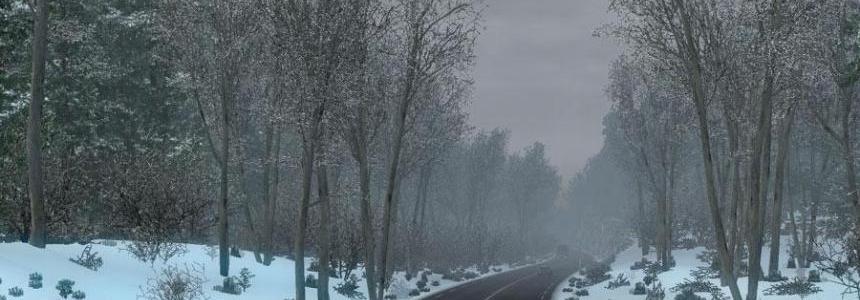 Frosty Winter Weather Mod v6.4