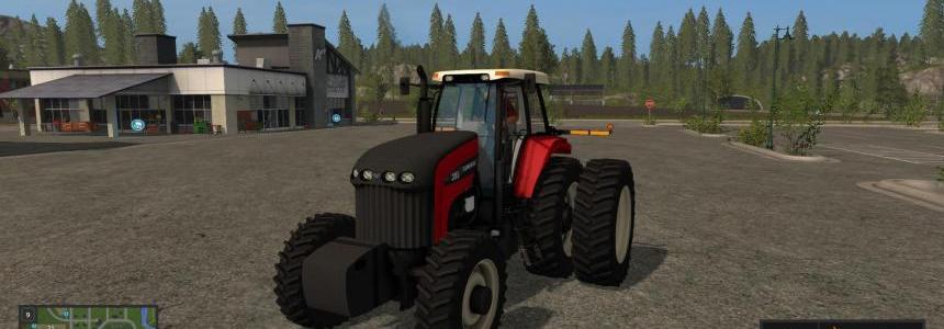 FS17 Versatile Series Tractor v1.0