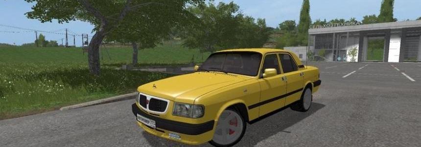 GAZ 3110 Volga Converted v2.0
