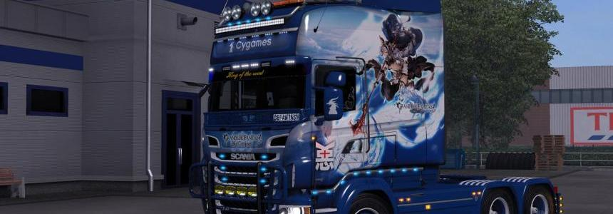 GranBlue Fantasy RJL Scania 1.28.x