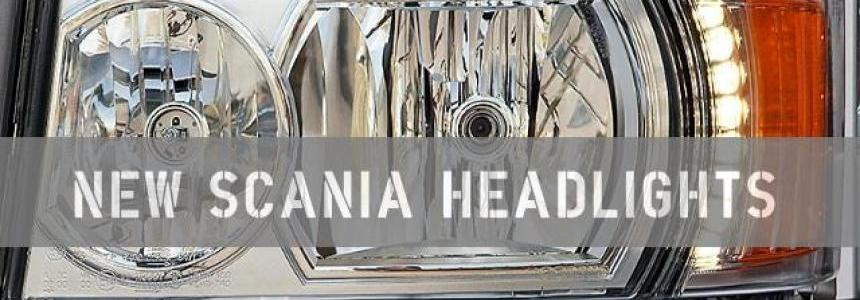 HEADLIGHT TEXTURES RJL SCANIA v1.0