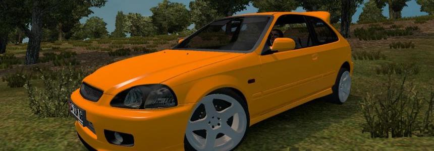 Honda Civic Hatchback v2