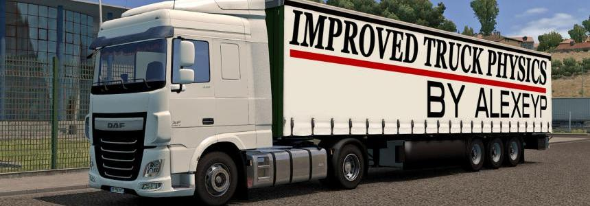 Improved truck physics v2.5