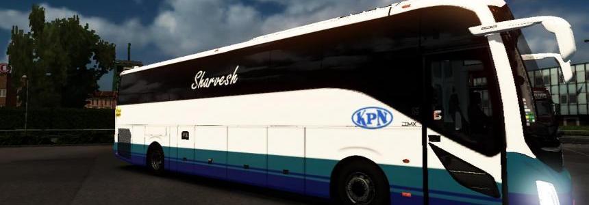 Indian Volvo bus v2.1