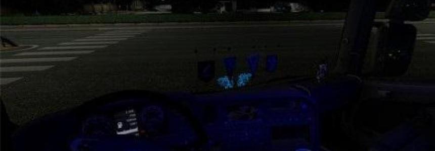 Interior lights for all trucks 1.28.x