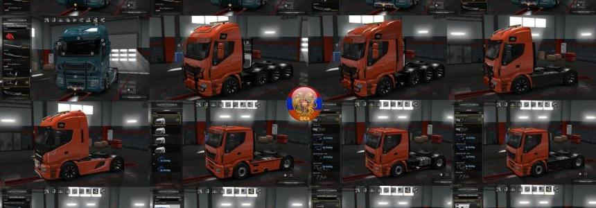 Iveco Hiway Tuning v1.5 by Karen Grigoryan 1.28.1.3s