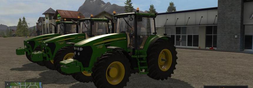 JD 7030 Series v3.0