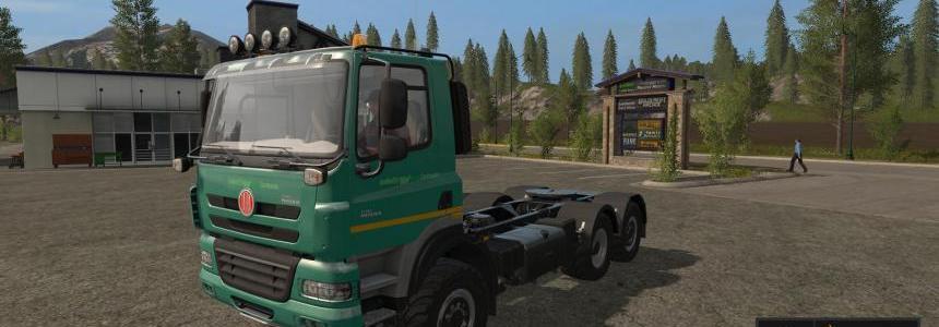 Joshx55 Modding Tatra Truck Edit v1.0