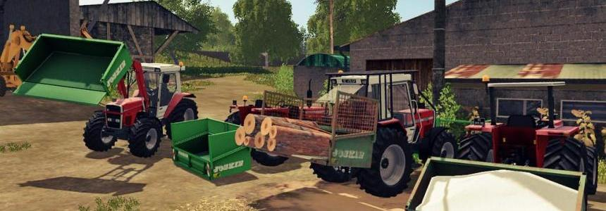 Joskin 3-Point tipper v1.0