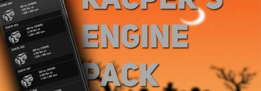 Kacper's Engine Pack – v2.38 – Halloween Edition 1.28.x