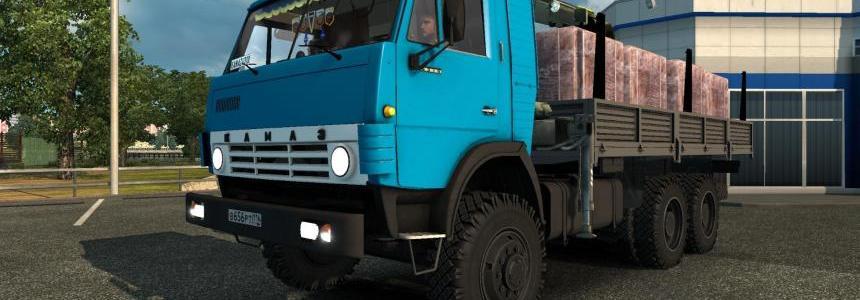 KamaZ 5410-5511-4310-53212 v1.28