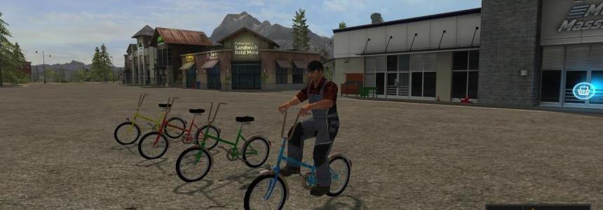 Kemping bicycle v1.0