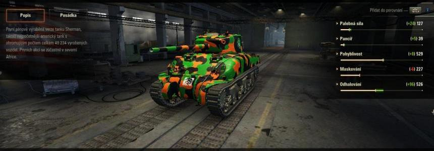 M4 tri color USA asian camoflauge v1.0.0.0