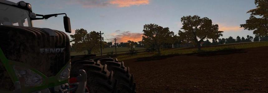 Map IPE Farming simulator 17 v1.0