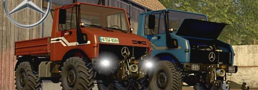 MB Unimog U1200/U1600/U2100 v3.0 Full Hauer Edition