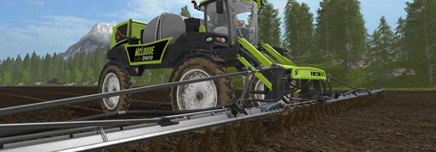 McLoude Special Equipment – Slurry Sprayer v1.0