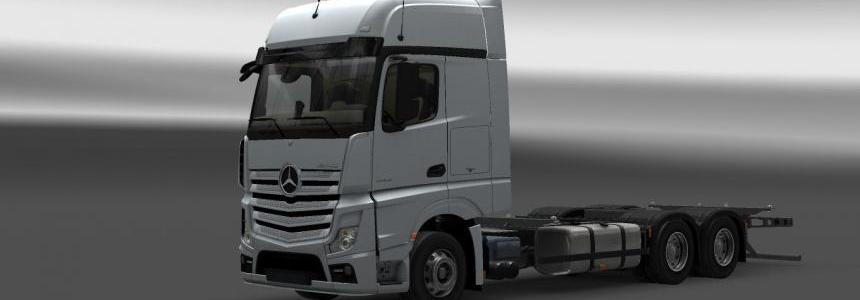 Mercedes-Benz Actros (MP4) RGD 1.28.x