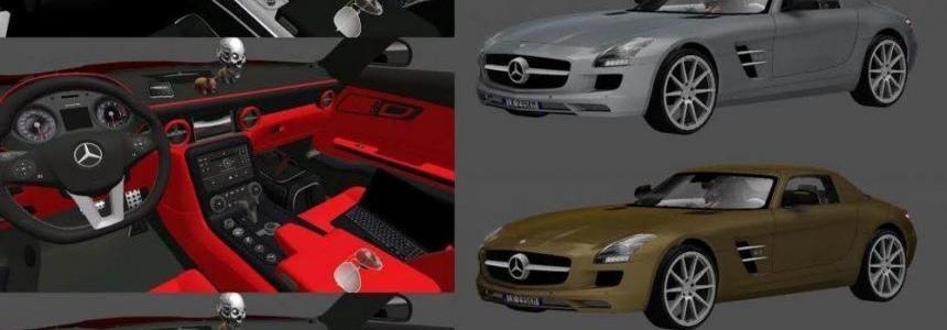 Mercedes Benz SLS AMG v1.1 1.28.x
