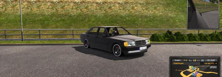 Mercedes-Benz W201 [190E] 1.28.x