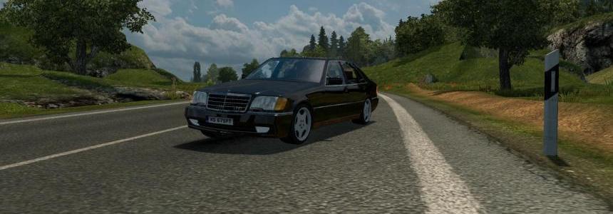 Mercedes S600 W140 v1.1
