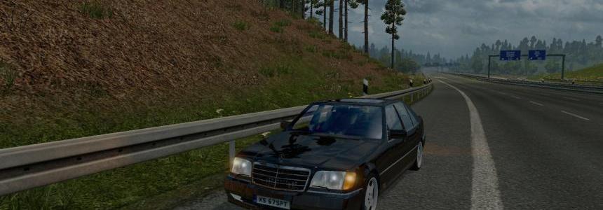 Mercedes S600 W140 v1.0