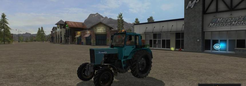 MTZ-82 Turbo v1.0