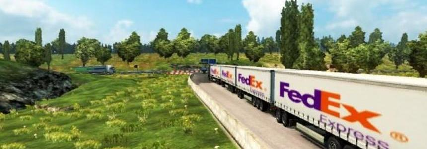 Multiple (dolly) Trailers v1.0 by BRANTAS
