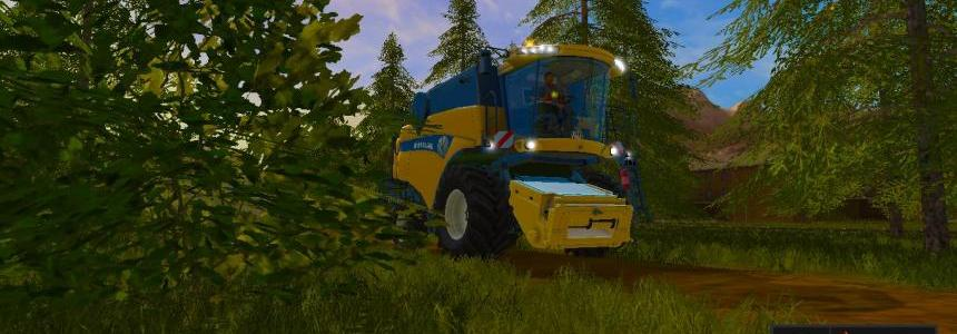 New Holland CX8080 v2.5.5
