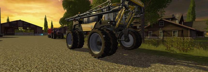 New Holland SP-Slurry400 sprayer v1.0
