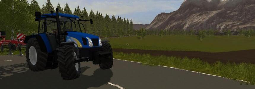 New Holland TL100A v2.5.0.0