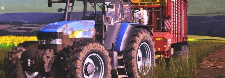 New Holland TM 175/190 v2.0